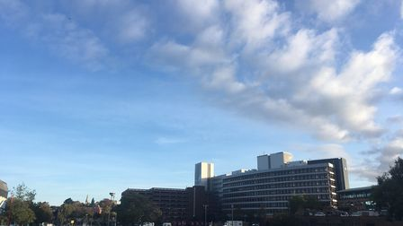 The heat is likely to return on Saturday Picture: ARCHANT