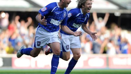 Michael Chopra scored twice on this day in 2011