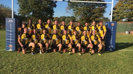 Braintree had a good win at Old Cooperians. Picture: BRAINTREE RUFC