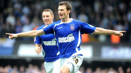 Tommy Smith was among the scorers as the Blues beat Leeds United 2-1 at Portman Road in 2010