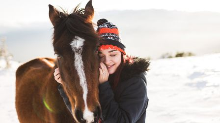 Horses and their owners can find winter challenging but a little planning can make it easier for bot