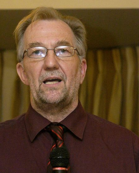 Jerry Glazier said the Essex's schools were on a cliff edge when it came to funding Picture: ARCHA