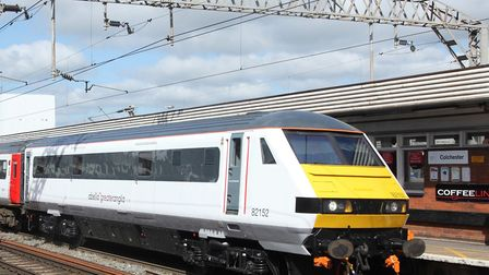 Cancellations are expected to hit commuters until 8am, according to Greater Anglia. Picture: ARCHANT