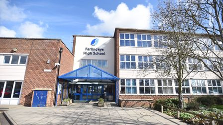 Farlingaye High School could become part of a multi-academy trust with Kesgrave and Bungay high scho