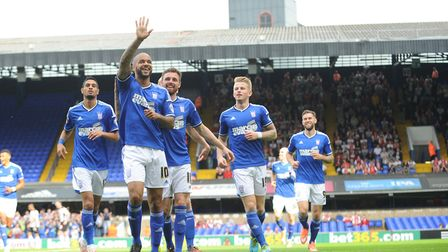 Four years ago today, David McGoldrick and Daryl Murphy both scored in Town's 2-0 win over Rotherham