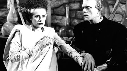 The enduring appeal of Frankenstein is that science and the use of electricity can overcome death. P