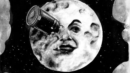 Film pioneer Georges Melies gave the wiorld the first science fiction film and the first special eff