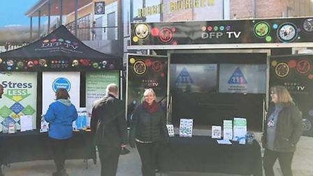 The DFP television roadshow is coming to the Arc in Bury St Edmunds Picture: DFP