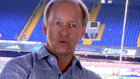 Ipswich Town owner Marcus Evans. Picture: IPSWICH TOWN YOUTUBE