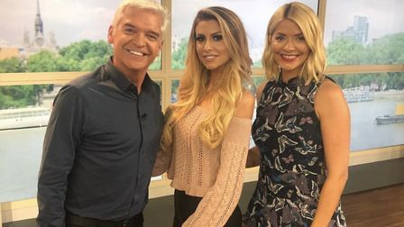 Mrs Hinch Home with Phillip Schofield and Holly Willoughby