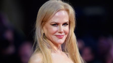 Nicole Kidman could be starring in a film about Suffolk Picture: MATT CROSSICK/PA IMAGES