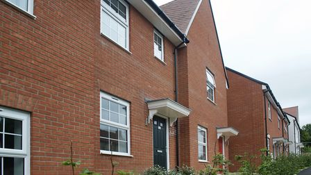 New affordable homes for Essex. Colne Housing homes in Halstead