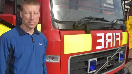 Phil Johnston, chairman of the Fire Brigades Union (FBU) Suffolk branch, said better financial packa
