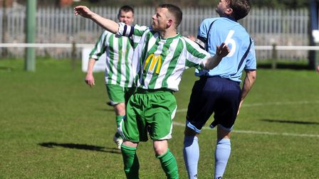 Big influence at Whitton, Kevin Inglis, left