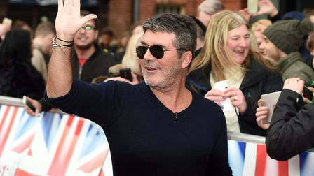The boy band will go before Simon Cowell and the judges in the live shows Picture: PA ARCHIVE