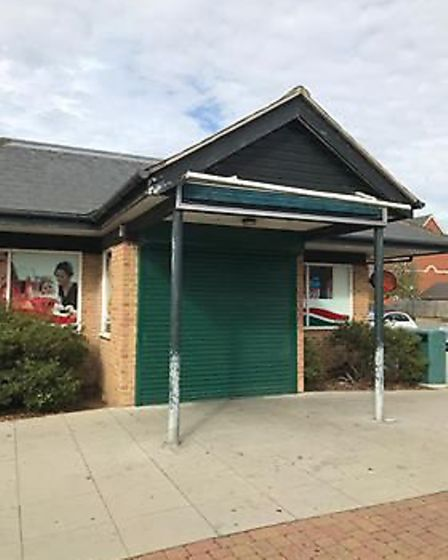 The Rendlesham village store which unexpectedly closed Picture: LOUISE HOPES