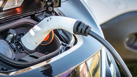 Electric Vehicle Experience Day, Bentwaters Parks Pic: DSC Photography