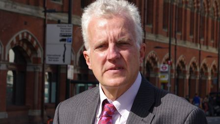 Christian Wolmar. Picture: CONTRIBUTED