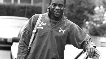 Dalian Atkinson, who played for Ipswich during the 1980s, died after being shot with a Taser in 2016