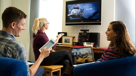 Young people have been caught in Suffolk without TV Licence. Picture: TV LICENSING