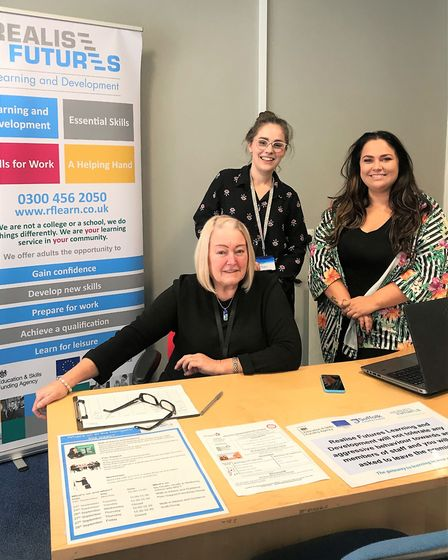 Realis Futures is offering a new free advice service for people with learning disabilities/autism, t