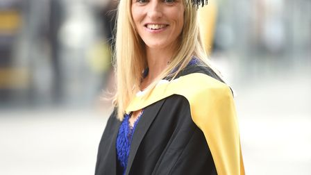 University of Suffolk graduation for School of Law and Social Sciences and School of Psychology and
