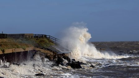 A yellow weather warning for wind is in place across East Anglia Picture: MIKE STEVENSON/NEWZULU.COM