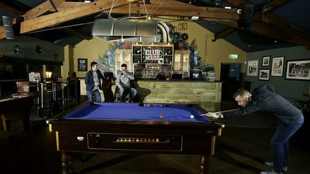 Freshers Activity planned at The Weavers Tap, in Sudbury. Picture: STONEGATE PUB COMPANY