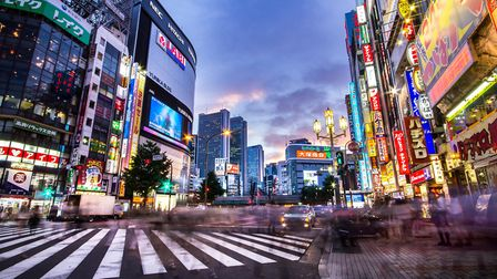 Tokyo is an incredible place to go on holiday Picture: GETTY IMAGES/ISTOCKPHOTO/KITCHAKRON