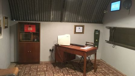 The Suffolk Escape Room in Saxmundham Picture: JENNI ARMSTRONG