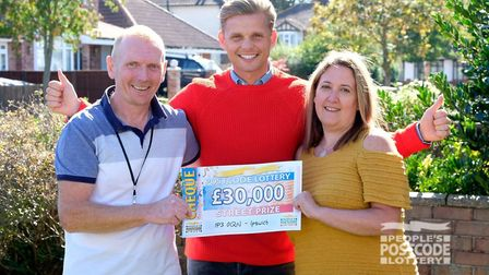 Have you read these stories? Picture: PEOPLE'S POSTCODE LOTTERY