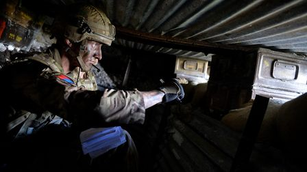 The skills of 7th Parachute Regiment Royal Horse Artillery (7 Para RHA) are being put to the test on