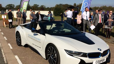 Around 500 people visited EV Driver's Electric Vehicle Experience Day to find out more about electri