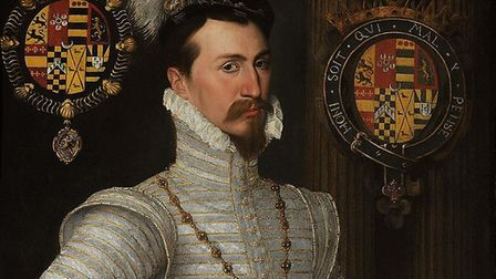 Sir Robert Dudley, Earl of Essex, a favourite of Elizabeth I. Picture:Wikimedia Commons
