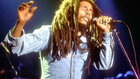 Bob Marley. Picture: Michael Ochs Archives/Getty Images