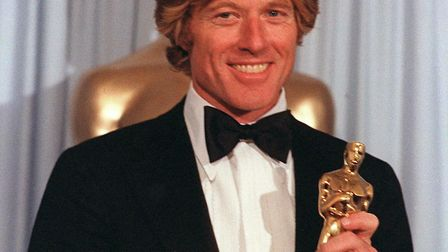Robert Redford is a famous Robert. Picture: PA Wire