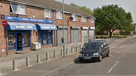The incident took place at Bluehouse Avenue around 4am Picture: GOOGLE MAPS