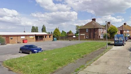 The old social club in Oak Hill, Hollesley Picture: GOOGLE