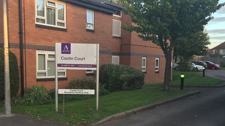 Castle Court in Ipswich. Picture: ANDREW PAPWORTH