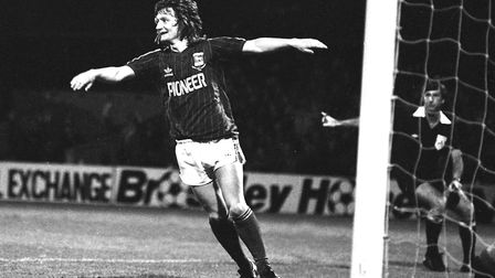 Eric Gates was among the scorers on this day in 1981 as the Blues beat Leeds United at Elland Road