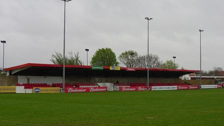 Vale Farm, the home of Wembley FC. Columnist Carl Marston visited here in 1990