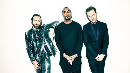 Chase & Status to headline Zombie Fest 4 in Mildenhall. Picture: JIM FISCUS