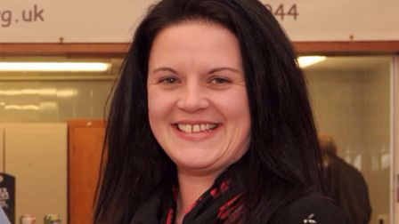 Councillor Beccy Hopfensperger. Picture: SARAH LUCY BROWN