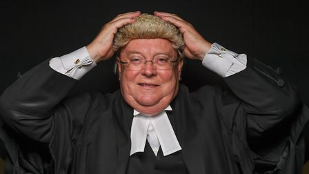 William Clegg QC Picture: CANBURY PRESS/MIKE SEWELL