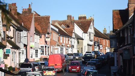 Mr Clegg says he chose to live in Lavenham for its thriving community Picture: GREGG BROWN