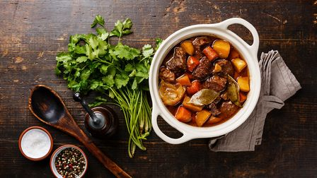 Stews and casseroles feature regularly on the dinner menu (stock image) Picture: GETTY IMAGES/ISTOCK