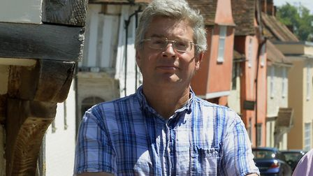 County councillor Robert Lindsay Picture: ANDY ABBOTT