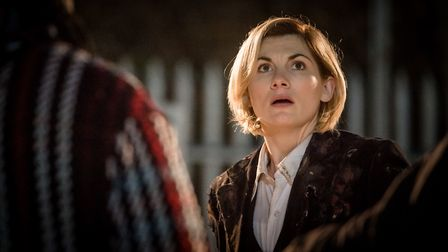 Undated BBC Handout Photo from Doctor Who. Pictured: Jodie Whittaker as The Doctor. See PA Feature S