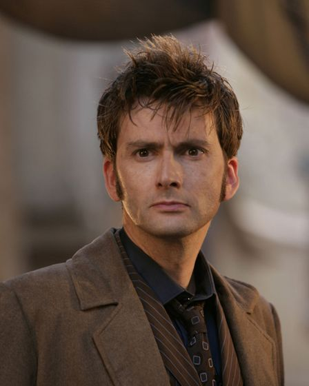David Tennant remains one of the most popular Doctors, playing the role for five years. Photo: BBC