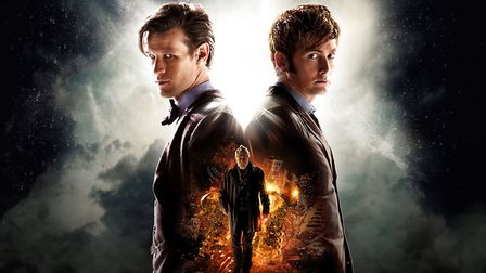 Doctor Who 50th Anniversary Special - The Day of the Doctor - (C) BBC - Photographer: Adrian Rogers